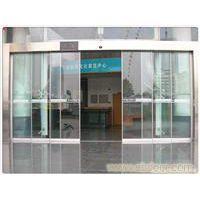 上海宝山区感应门安装 罗店镇玻璃平移门维修更换
