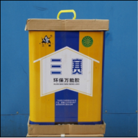 三赛SBS环保胶水 可用于黏贴塑料木料金属陶瓷皮革布料 15L