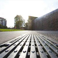 线性排水沟成品缝隙式树脂混凝土排水沟 铸铁盖板D400
