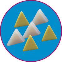 高端树脂磨料塑磨,塑胶研磨石,出口型,形状大小颜色可订制