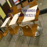 珠海快餐店餐桌椅尺寸 靠背玻餐台价格剑桥体育供应JQ-Z046