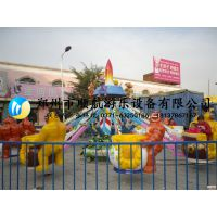 儿童广场游乐设备 机械熊出没批发价