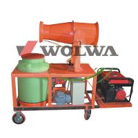 GNPW-30型移动式除尘喷雾机