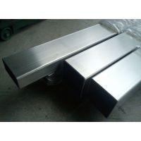 12x12x0.8毫米不锈钢茶色方管 彩色管厂家