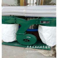 小型工业车间吸尘器 自制木工吸尘器 除尘设备