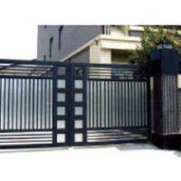 学校宿舍区围栏 操场围墙护栏 别墅铁艺栅栏 锌钢栅栏
