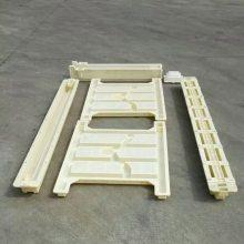 大庆铁路防护栅栏模具,恒亚模具,铁路防护栅栏立柱模具