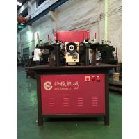 佛山锌铖机械供应门框45度切割机、切角机