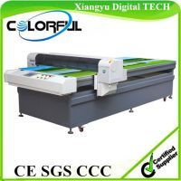 弱溶剂万能打印机 EVA数码印刷机 eco solvent printer colorful1325