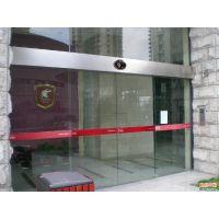 良口平移遥控玻璃门,从化松下感应电动门安装,维修平移玻璃门18027235186