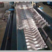 原生透明料S波淋水填料 华能电厂满洲里双曲线塔更换塔芯材料 1000*500淋水胶片 华强