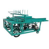 鼎达专业生产养殖产专用草帘机 高产量厚度均匀的编织机 路面养护专用草苫机