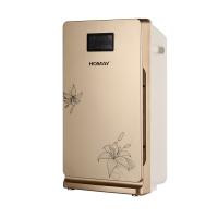 深圳市好美水HM-02智能负离子空气净化器多层滤网除法过滤层层净化空气