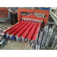 兴益牌750型横挂板压瓦机 彩钢设备压瓦机报价