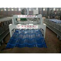 博远压瓦机厂湖南专用琉璃瓦成型机压瓦机设备