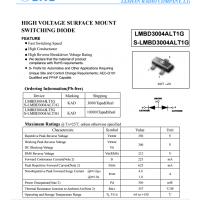 LRC开关二极管LMBD3004ALT1G