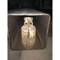 明溪县120X50方管,方管的设备铁方通