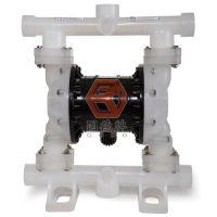 QBY3-DN40塑料隔膜泵,酸碱泵,往复泵,污水泵,边锋隔膜泵