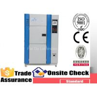 Hot and Cold Temperature Thermal Shock Chamber Thermal Aging Test