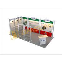展览系统,展厅设计,便携展具