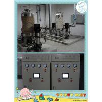 奥凯供水万科合作伙伴|福建泉州供水设备|无负压无塔供水设备
