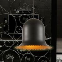现代简约北欧餐厅灯铝材吊灯时尚创意花边吊灯咖啡厅吧台灯具