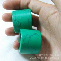 正品绿松石扳指 绿松石戒指   包邮