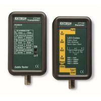 EXTECH CT100网线通断测试仪 仪器仪表网线测量仪