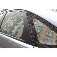 05-11福克斯立柱贴纸车窗后柱立体贴纸碳纤维贴纸ABC柱一套35元