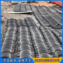 齐鑫 D1 钢制长管夹 三孔型 双螺栓管夹 化工管道适用现货供应