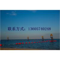 海上警示专用红色浮体 区域分隔PE浮球 异形塑料浮体研发及加工