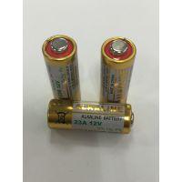 恒聚 厂家供应中性12v23A/L1028高容量防盗器遥控器、门铃电池专用
