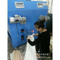 湖北服装加工设备 羽绒服充棉机,东莞服装充棉机厂家直销