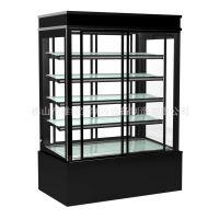 K760V-B立式蛋糕柜 直角展示柜 蛋糕保鲜柜 冷柜厂 前开门冷柜