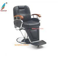 丽光厂家直供批发零售男士理容椅|美发椅|剪发椅|美容凳B-9007