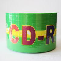 优质供应香蕉A级空白CD光盘 香蕉原料可打印CD-R 50片装刻录光盘