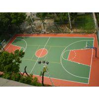 天津篮球场地施工_硅PU篮球场地铺设