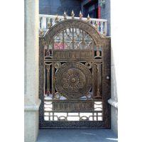 福清御尚品庭院铸铝小门