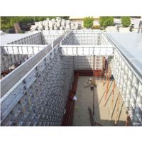 建筑模板 铝合金模板 选丛瑞新型铝模板 专利发明 不用销钉可拼模