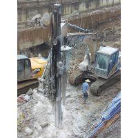 吸尘器式挖改液压钻机