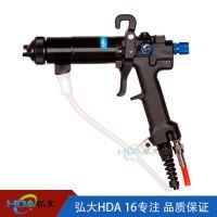 液体静电喷枪 湖北武汉手动静电喷枪 弘大HDA好选择
