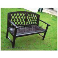 振兴景观休闲椅图片_铁架休闲椅尺寸标准_优质座椅椅铸铁