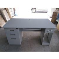 咸阳信通家具钢制办公桌生产厂家制作办公桌电脑桌阅览桌课桌