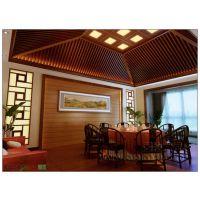 室内生态木吊顶、生态木吊顶安装、生态木吊顶价格