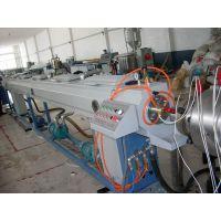 青岛隆昌捷PP-R、PE-RT、PB管材生产线