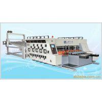 纸箱包装机械,水墨印刷开槽模切机