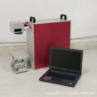 小型便携式30W光纤激光打标机 轻巧紧凑光纤机