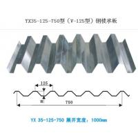 杰晟宝厂家直销开口楼承板YX35-125-750