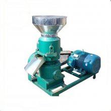 小型饲料颗粒机 润丰 混合粉状压颗粒机器