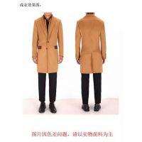 苏州男士大衣定制厂家利特豪尔服饰 量身定做 修身版 羊毛面料